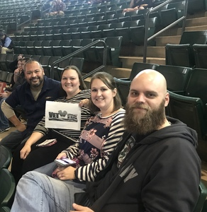 Ryan attended Cole Swindell and Dustin Lynch: Reason to Drink Another Tour - Country on Dec 1st 2018 via VetTix
