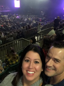 Brian attended Cole Swindell and Dustin Lynch: Reason to Drink Another Tour - Country on Dec 1st 2018 via VetTix