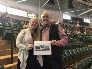 Justin Watkins attended Cole Swindell and Dustin Lynch: Reason to Drink Another Tour - Country on Dec 1st 2018 via VetTix