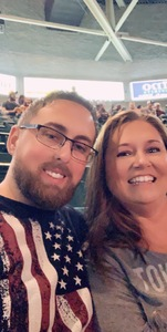 Amanda attended Cole Swindell and Dustin Lynch: Reason to Drink Another Tour - Country on Dec 1st 2018 via VetTix