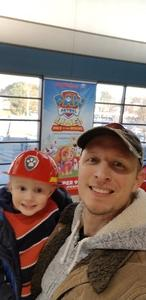 David attended Paw Patrol Live! Race to the Rescue - Presented by Vstar Entertainment on Nov 10th 2018 via VetTix