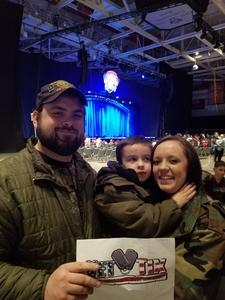 Justin attended Paw Patrol Live! Race to the Rescue - Presented by Vstar Entertainment on Nov 10th 2018 via VetTix