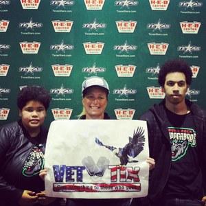 Jesse attended Texas Stars vs San Antonio Rampage - Military Appreciation Game - AHL on Nov 10th 2018 via VetTix