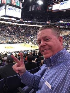 Wade attended Phoenix Suns vs. Boston Celtics - NBA on Nov 8th 2018 via VetTix