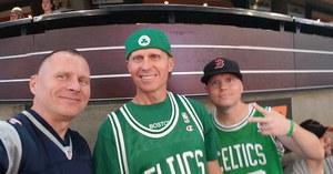 John attended Phoenix Suns vs. Boston Celtics - NBA on Nov 8th 2018 via VetTix