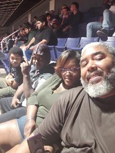 Bryant attended Phoenix Suns vs. Boston Celtics - NBA on Nov 8th 2018 via VetTix