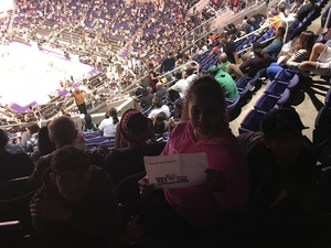 Eric attended Phoenix Suns vs. Boston Celtics - NBA on Nov 8th 2018 via VetTix