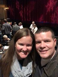 Kyle attended The Nutcracker - Presented by Ensemble Ballet Theatre on Dec 1st 2018 via VetTix