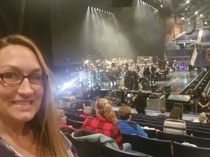 Douglas attended Josh Groban: Bridges Tour W/very Special Guest Idina Menzel - Adult Contemporary on Nov 13th 2018 via VetTix