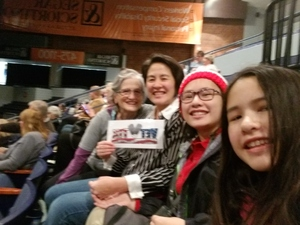 Romona attended Josh Groban: Bridges Tour W/very Special Guest Idina Menzel - Adult Contemporary on Nov 13th 2018 via VetTix