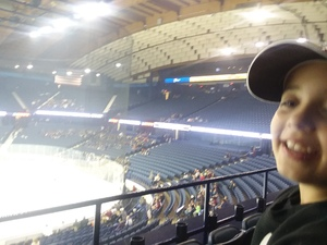 Joshua attended Chicago Wolves vs. Tucson Roadrunners - AHL - Special Instructions * See Notes on Dec 16th 2018 via VetTix