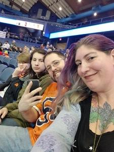 Cara attended Chicago Wolves vs. Tucson Roadrunners - AHL - Special Instructions * See Notes on Dec 16th 2018 via VetTix