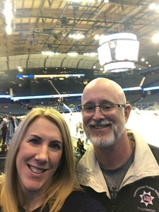 Sam attended Chicago Wolves vs. Tucson Roadrunners - AHL - Special Instructions * See Notes on Dec 16th 2018 via VetTix