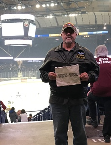 Mike attended Chicago Wolves vs. Tucson Roadrunners - AHL - Special Instructions * See Notes on Dec 16th 2018 via VetTix