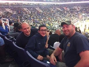 Travis attended Phoenix Suns vs. San Antonio Spurs - NBA on Nov 14th 2018 via VetTix
