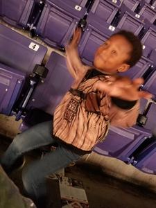 Andrenel attended Phoenix Suns vs. San Antonio Spurs - NBA on Nov 14th 2018 via VetTix