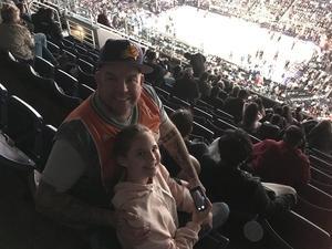 David attended Phoenix Suns vs. San Antonio Spurs - NBA on Nov 14th 2018 via VetTix