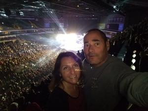 Marty attended Breaking Benjamin and Five Finger Death Punch - Alternative Rock on Nov 23rd 2018 via VetTix