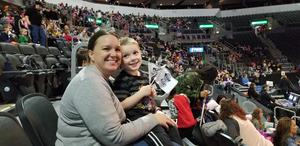 Oliver attended Paw Patrol Live! The Great Pirate Adventure - Presented by Vstar Entertainment on Feb 13th 2019 via VetTix