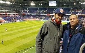 Jason attended New York Red Bulls vs. Atlanta United FC - MLS - Playoff Game on Nov 29th 2018 via VetTix