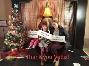 Sara attended Peppa Pig Live! on Nov 25th 2018 via VetTix