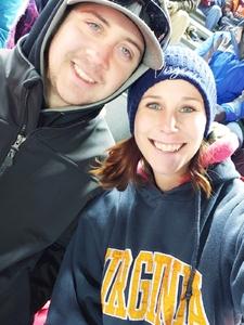Cody attended Virginia Tech University Hokies vs. Virginia Cavaliers - NCAA Football on Nov 23rd 2018 via VetTix