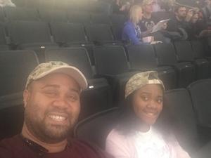 Shawn attended Milwaukee Bucks vs. Memphis Grizzlies - NBA - Military Appreciation Night! on Nov 14th 2018 via VetTix