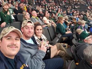Eric attended Milwaukee Bucks vs. Memphis Grizzlies - NBA - Military Appreciation Night! on Nov 14th 2018 via VetTix