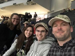 Joshua attended Milwaukee Bucks vs. Memphis Grizzlies - NBA - Military Appreciation Night! on Nov 14th 2018 via VetTix