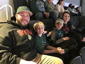 Cory attended Milwaukee Bucks vs. Memphis Grizzlies - NBA - Military Appreciation Night! on Nov 14th 2018 via VetTix