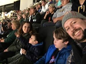 Matthew attended Milwaukee Bucks vs. Memphis Grizzlies - NBA - Military Appreciation Night! on Nov 14th 2018 via VetTix