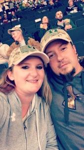 David attended Milwaukee Bucks vs. Memphis Grizzlies - NBA - Military Appreciation Night! on Nov 14th 2018 via VetTix