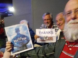 John attended 1964 Beatles Tribute on Nov 16th 2018 via VetTix