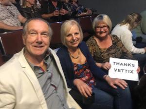 Jane attended 1964 Beatles Tribute on Nov 16th 2018 via VetTix