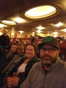 Jeremy attended Champions of Magic - Saturday Matinee on Dec 1st 2018 via VetTix