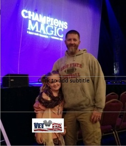 David attended Champions of Magic - Saturday Matinee on Dec 1st 2018 via VetTix