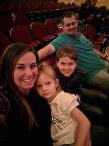 Brandon attended Champions of Magic - Saturday on Dec 1st 2018 via VetTix