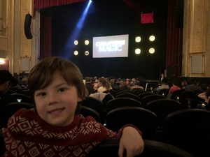 Phillip attended Champions of Magic - Saturday on Dec 1st 2018 via VetTix