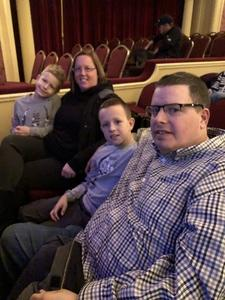 Danny attended Champions of Magic - Saturday on Dec 1st 2018 via VetTix