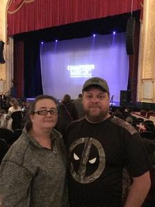Frederick attended Champions of Magic - Saturday on Dec 1st 2018 via VetTix