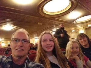 Gregory attended Champions of Magic - Saturday on Dec 1st 2018 via VetTix