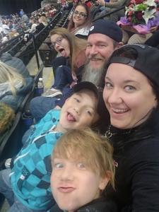 Heather attended Jacksonville Icemen vs. South Carolina Stingrays - ECHL on Dec 19th 2018 via VetTix