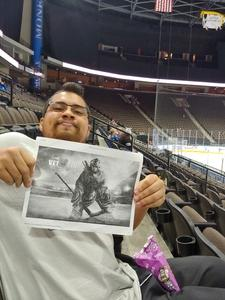 LRG attended Jacksonville Icemen vs. Orlando Solar Bears - ECHL on Dec 27th 2018 via VetTix