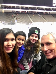 Matthew attended Jacksonville Icemen vs. Orlando Solar Bears - ECHL on Dec 27th 2018 via VetTix