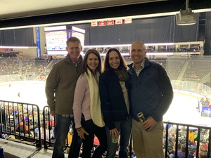 Pete McNiece attended Jacksonville Icemen vs. Orlando Solar Bears - ECHL on Dec 27th 2018 via VetTix