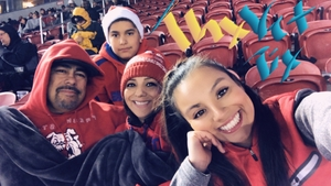 Danny attended Pac-12 Football Championship Game Presented by 76 - NCAA Football on Nov 30th 2018 via VetTix