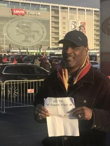 leroy attended Pac-12 Football Championship Game Presented by 76 - NCAA Football on Nov 30th 2018 via VetTix