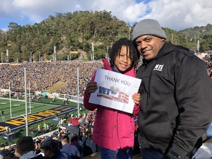Derek attended Pac-12 Football Championship Game Presented by 76 - NCAA Football on Nov 30th 2018 via VetTix