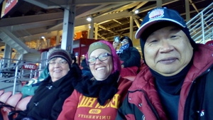 Tim attended Pac-12 Football Championship Game Presented by 76 - NCAA Football on Nov 30th 2018 via VetTix
