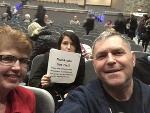 John attended Nutcracker Performed by Nunnbetter Dance Theatre - Saturday Matinee on Dec 8th 2018 via VetTix